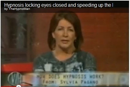 Proof that hypnosis works in Connecticut - TV Demonstration