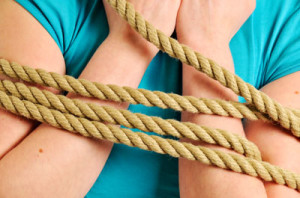 Feeling Trapped? Hypnosis can help anxiety, panic and stress