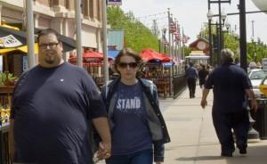 American obesity epidemic