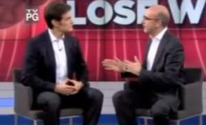 Dr. Oz Interviews Hypnotist Paul McKenna