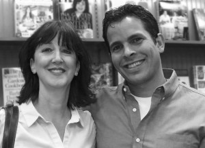 Joann Dunsing and Nick Ornter at The Tapping Solution Book Signing, Milford, CT