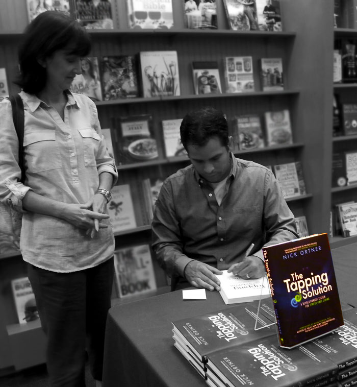 The Tapping Solution Book Signing